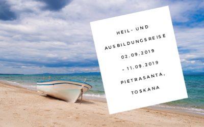 ThetaHealing® Heil- und Ausbildungsreise in die Toskana
